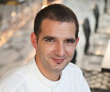 Sebastien Archambault, The Back Room at One57